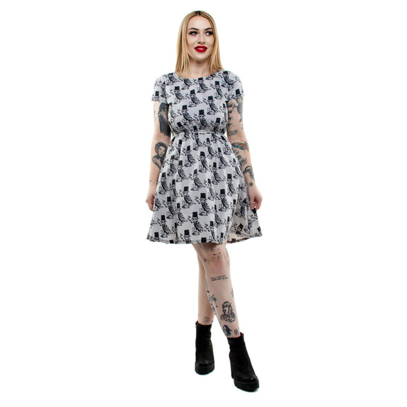 Lucky 13 Poe Skater Dress