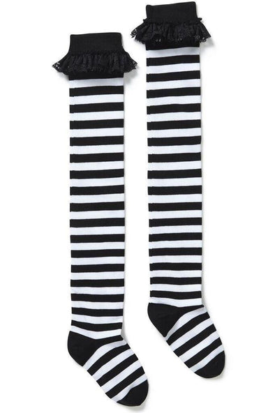 Killstar Beetle Long Socks - Vampirefreaks Store