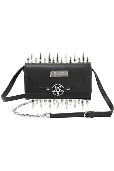 Killstar She-Devil Clutch Bag