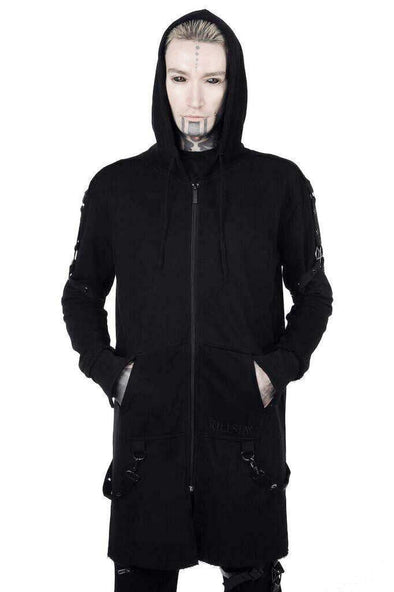 Killstar Death Wish Long Hoodie