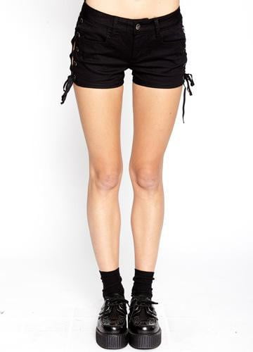 Tripp Side Lace Shorts