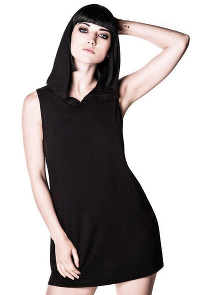 Killstar Sorrow Hood Dress
