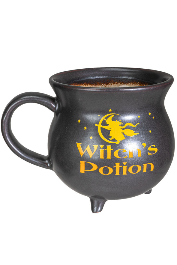 Witch's Potion XL Cauldron Mug / Soup Bowl
