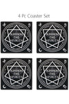 Summon The Spirits Coaster Set