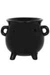 goth Cauldron Oil Burner