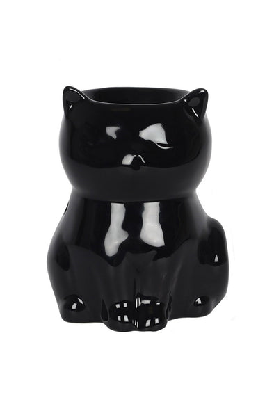 Black Cat Oil Burner - Vampirefreaks Store