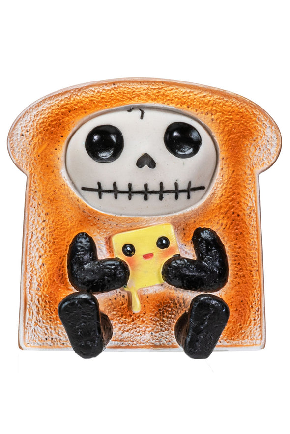 Toasty Mini Statue