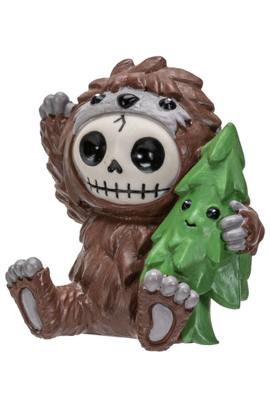 Bigfoot Mini Statue