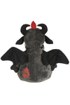 satanic goth plush toy