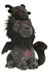 horror occult plush toy