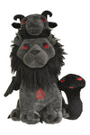 goth monster plush toy