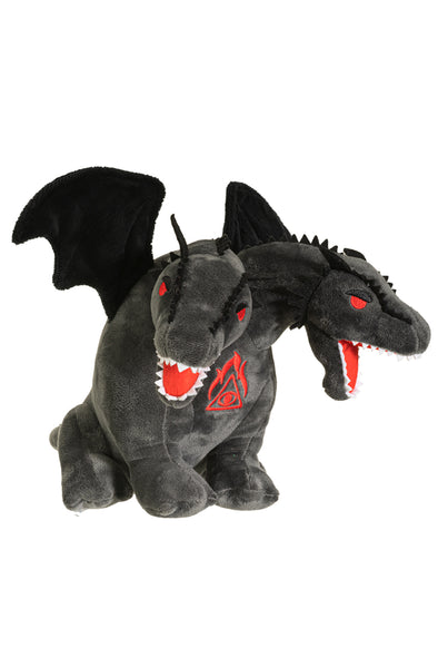 Double Headed Dragon Plush Toy