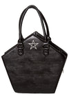 occult witch handbag purse