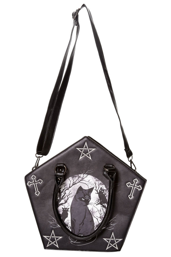 wicca witch purse handbag purse