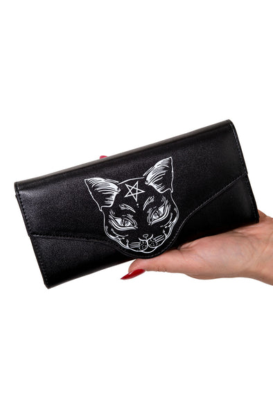 Mystical Cat Wallet