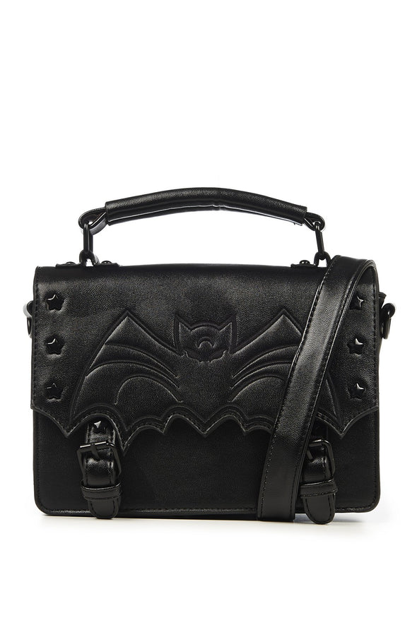 Nocturne Bat Mini Purse