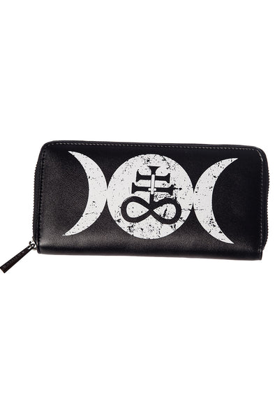 Leviathan Moon Wallet