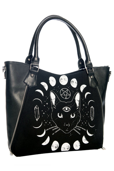 Pentacle Coven Tote Bag
