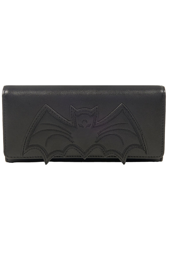 Nocturne Bat Wallet