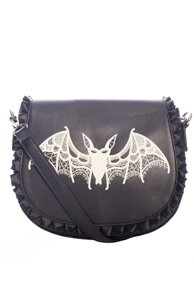 Bat Nymph Shoulder Bag