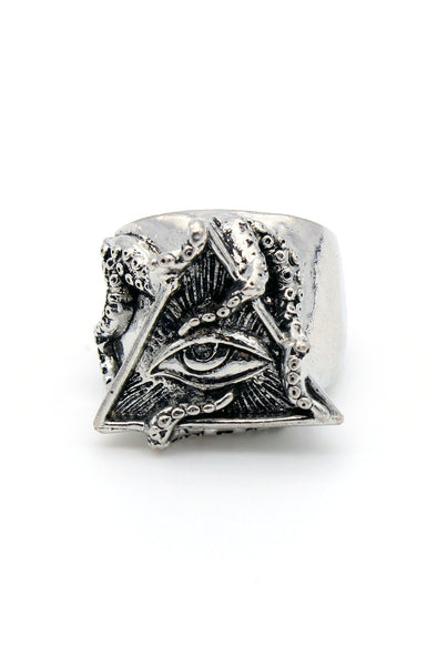 Tentacle Conspiracy Ring
