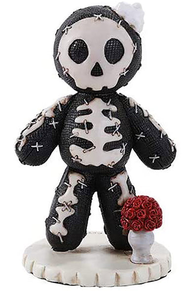 Skeleton Stitches Statue