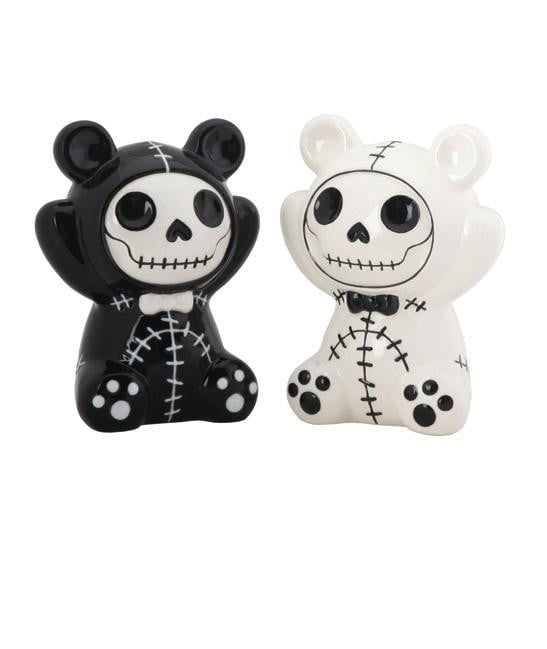 Furrybones Pandie Salt & Pepper Shakers