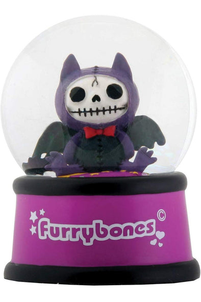 Furrybones Flappy Small Water Globe