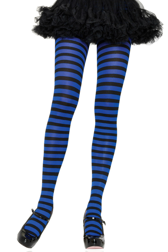 Striped Tights - Various Colors