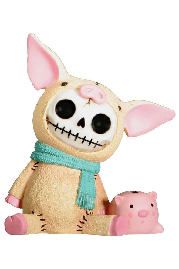 pig toy statue