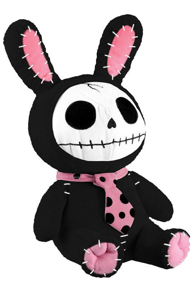 Furrybones Bun Bun Large Plush (Black)