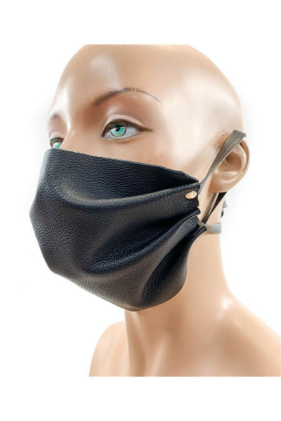 Leather Warrior Face Mask - Vampirefreaks Store