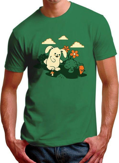 Beware the Vegetarian Mens T-Shirt
