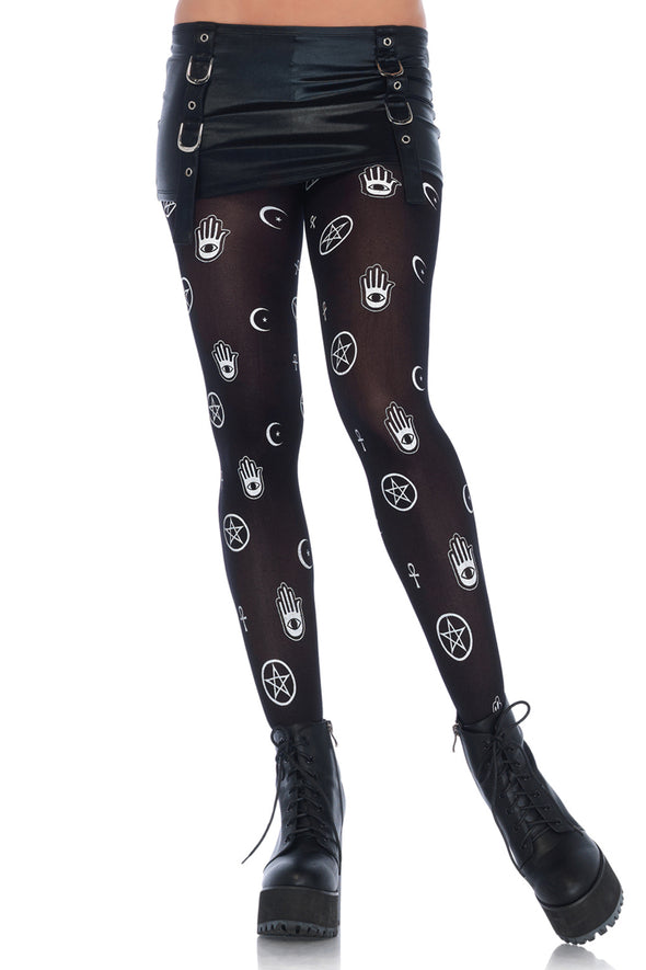 Dark & Mystical Tights
