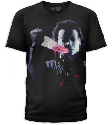 Halloween Michael Myers Mens T-Shirt