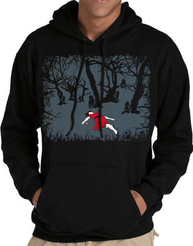 Poisoned Apple Unisex Hoodie