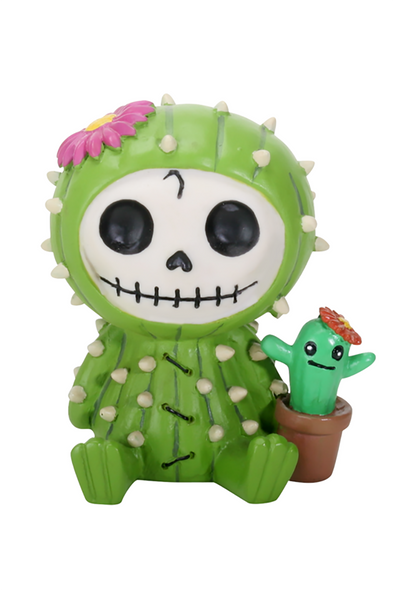 novelty desert cactus statue toy
