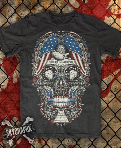 Free For The Dead Mens T-Shirt