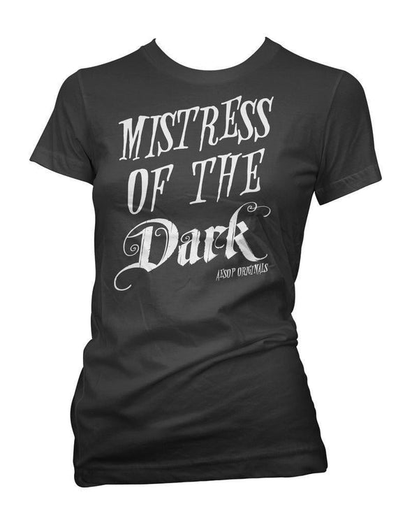 Dark Mistress Ladies T-Shirt