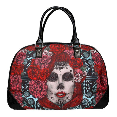 Lady Muerte Travel Bag