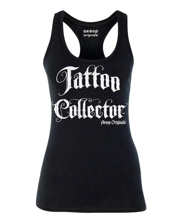 Tattoo Collector Ladies Tank Top