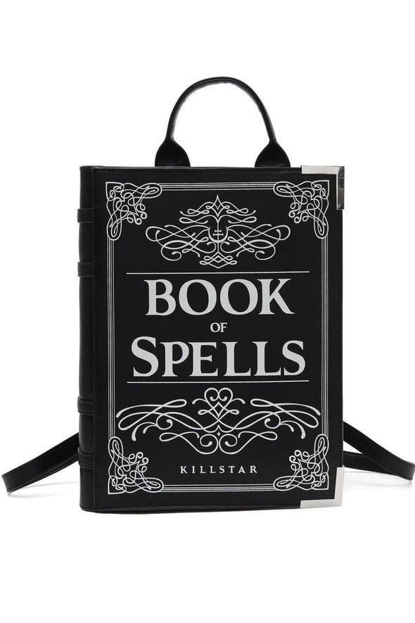 Killstar Book Of Spells Backpack