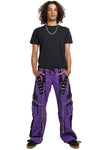 Tripp Dark Cuff Pants [Purple]