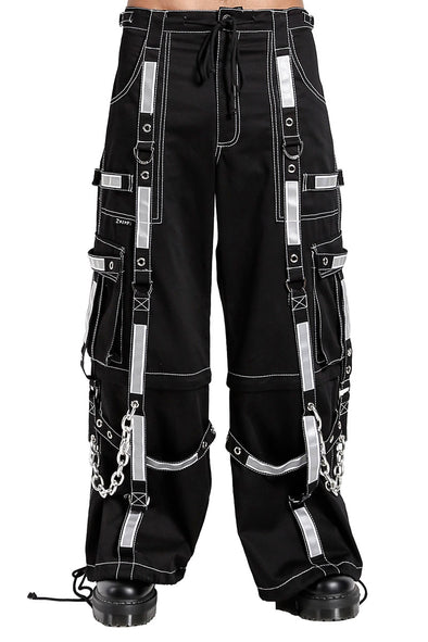 Tripp NYC Reflective Dark Street Pants
