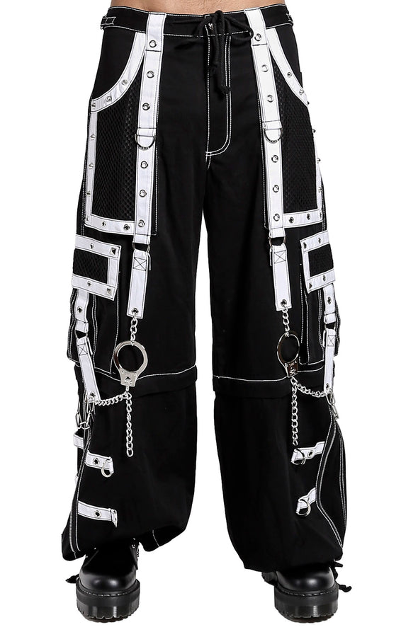 Tripp Mega Eye Pants [White]