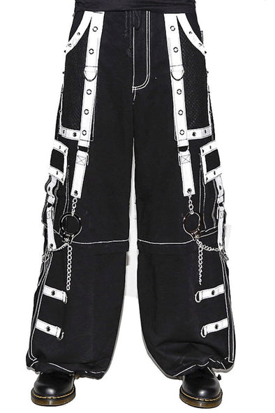 Tripp Mega Eye Pants (White)