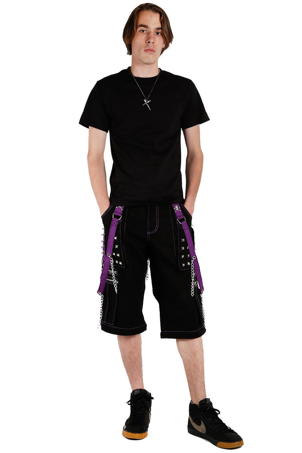 Mens Heavy metal pants