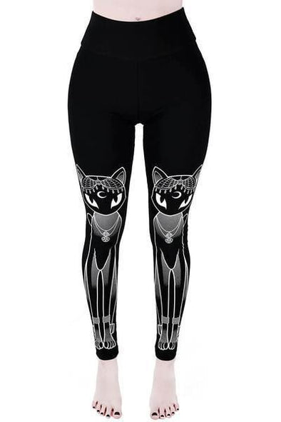 Killstar Beltane Leggings - Vampirefreaks Store