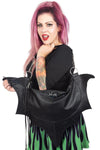 Kreepsville Bat Wing Shoulder Bag - Vampirefreaks Store