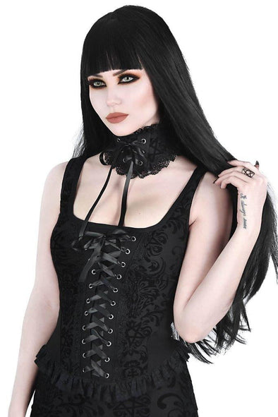 Killstar Bloodlust Corset Top